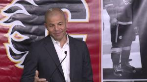 'It wasn't meant to be': Jarome Iginla discusses Stanley Cup Final loss
